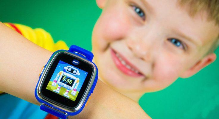 часы с трекером для ребенка