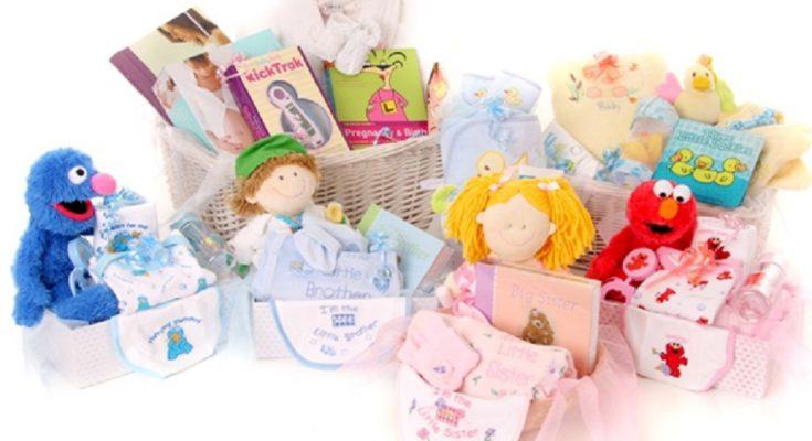 Оригинальные подарки на рождение ребенка