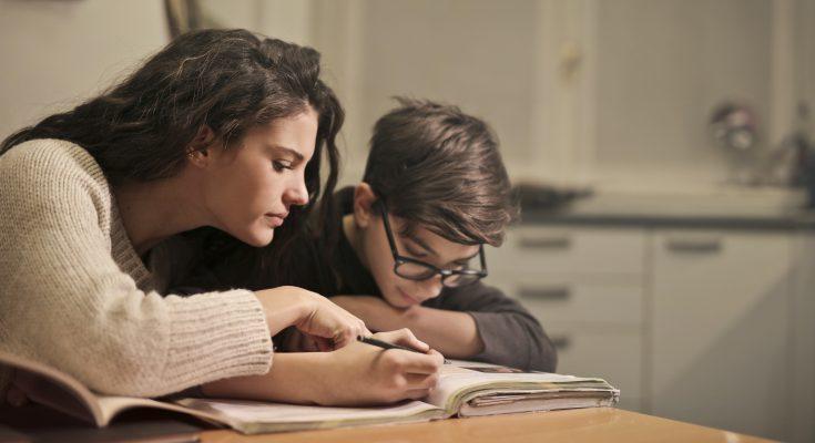 Как поменять почерк у ребенка